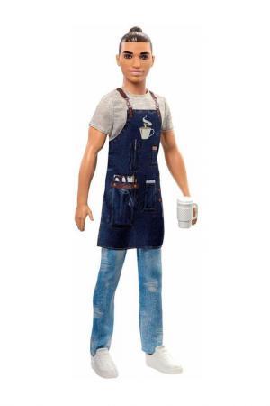 Кен (Бариста) Barbie. Цвет: мультицвет