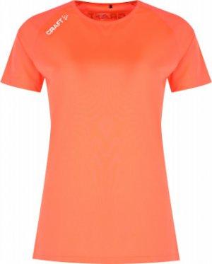 Футболка женская Event, размер 44-46 Craft. Цвет: оранжевый