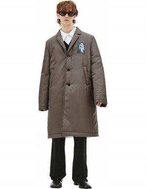 Пальто с иллюстрациями Маркуса Окессона Undercover