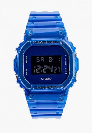 Часы Casio G-SHOCK DW-5600SB-2ER. Цвет: синий