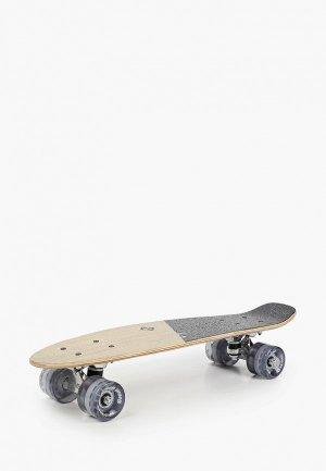 Скейтборд Street Surfing Dimension 22.5 х 6.3. Цвет: разноцветный