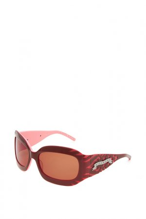 Очки солнцезащитные с линзами John Richmond. Цвет: 04 черный