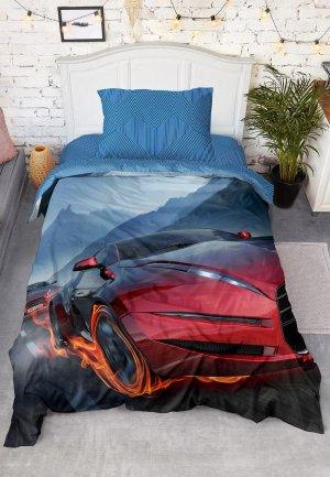 Постельное белье детское 4 you Dreams Sportcar. Цвет: разноцветный