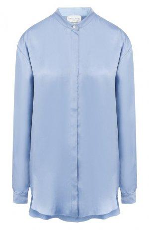 Рубашка Forte_forte. Цвет: синий