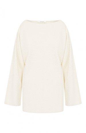 Пуловер The Row. Цвет: белый