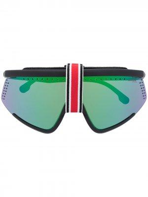 Солнцезащитные очки Hyperfit с эффектом градиента Carrera. Цвет: черный