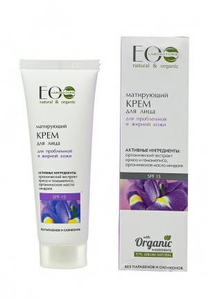 Крем для лица EO laboratorie матирующий проблемной и жирной кожи, 30 мл