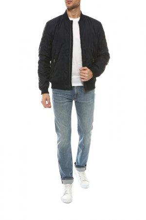 Куртка Calvin Klein. Цвет: синий
