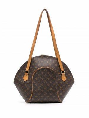 Сумка на плечо Ellipse 1998-го года Louis Vuitton. Цвет: коричневый