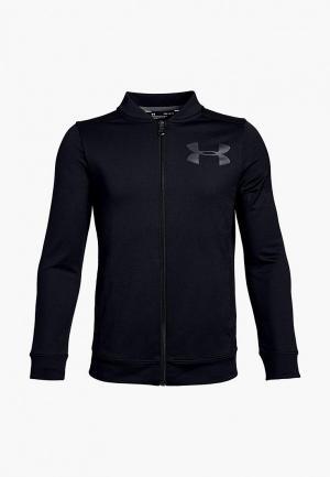 Олимпийка Under Armour UA Pennant Jacket 2.0. Цвет: черный