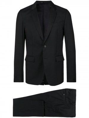 Классический костюм двойка Mauro Grifoni. Цвет: черный