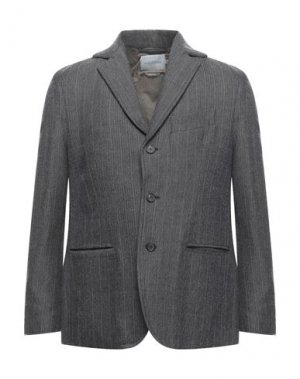 Пиджак BALLANTYNE. Цвет: стальной серый
