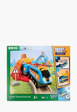 Конструктор Brio Smart Тech. Цвет: разноцветный