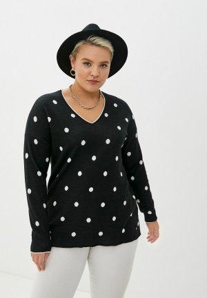 Пуловер Samoon by Gerry Weber. Цвет: синий