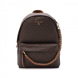 Рюкзак Slater MICHAEL Kors. Цвет: коричневый