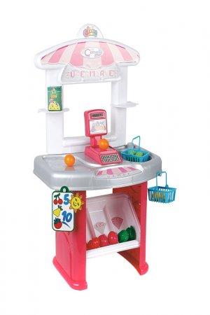 Супермаркет для детей Coloma. Цвет: красный
