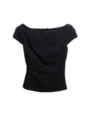 Блузка GARETH PUGH. Цвет: черный