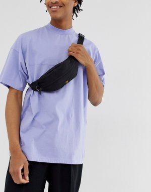 Нейлоновая сумка-кошелек на пояс -Черный Farah