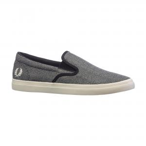 Слипоны UNDERSPIN SLIP-ON PRINTED CNV Fred Perry