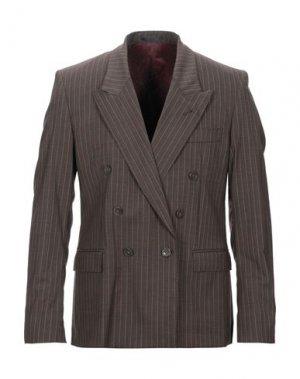 Пиджак MAURO GRIFONI. Цвет: коричневый