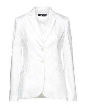 Пиджак CARACTÈRE. Цвет: белый