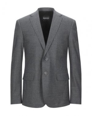Пиджак DIRK BIKKEMBERGS. Цвет: свинцово-серый
