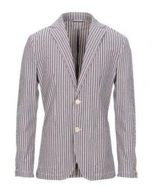 Пиджак BROOKSFIELD. Цвет: красно-коричневый