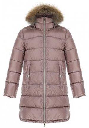 Куртка HERNO. Цвет: фиолетовый