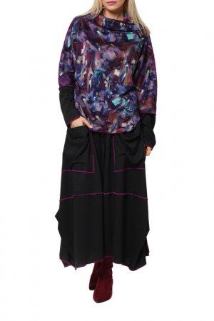 Костюм Kata Binska. Цвет: черный, фиолетовый