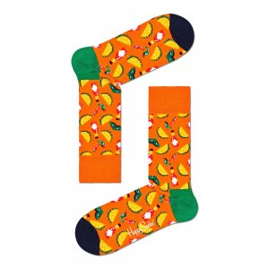 Taco Sock Happy Socks. Цвет: оранжевый
