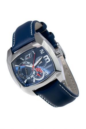 Watch Chronotech. Цвет: silver, blue