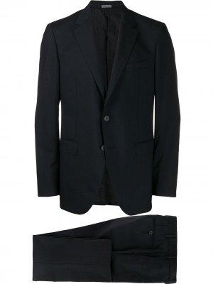 Костюм-двойка с однобортным пиджаком Lanvin. Цвет: синий