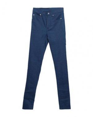Джинсовые брюки CHEAP MONDAY. Цвет: синий