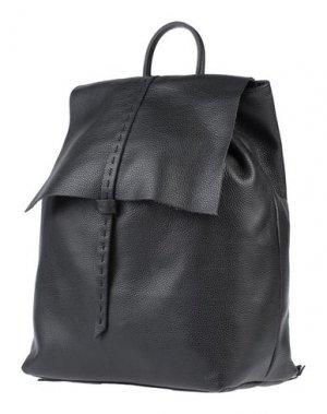 Рюкзаки и сумки на пояс CATERINA LUCCHI. Цвет: черный