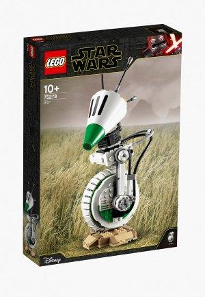 Конструктор LEGO The Rise of Skywalker D-O. Цвет: разноцветный