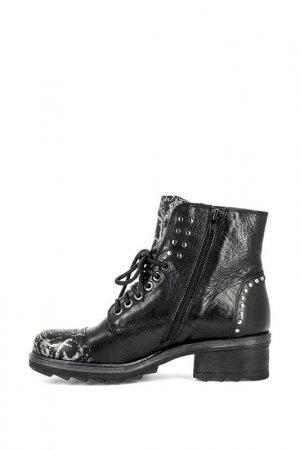 Ботинки khrio. Цвет: серый, черный