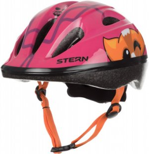 Шлем для девочек Stern. Цвет: розовый
