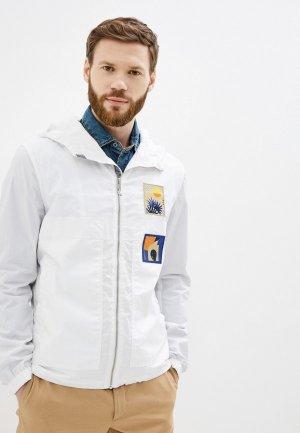 Куртка Antony Morato. Цвет: белый