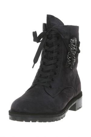 Ботинки Barcelo Biagi. Цвет: темно-серый