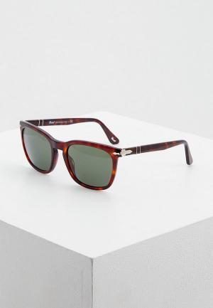 Очки солнцезащитные Persol PO3193S 24/31. Цвет: коричневый