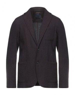 Пиджак ALTEA. Цвет: темно-синий