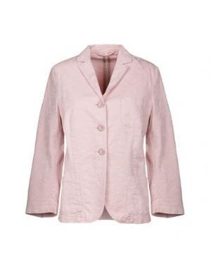 Пиджак TRUE TRADITION. Цвет: розовый