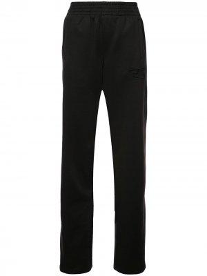 Спортивные брюки PSWL Snap-Off Proenza Schouler. Цвет: черный