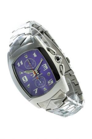 Watch Chronotech. Цвет: silver, purple