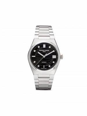 Наручные часы Highlife Ladies Automatic 34 мм Frédérique Constant. Цвет: черный