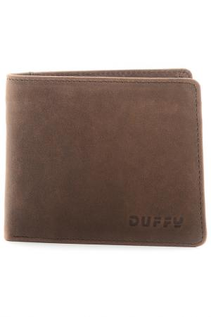 Портмоне Duffy. Цвет: коричневый