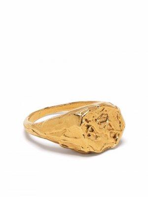 Перстень Virgo Alighieri. Цвет: золотистый