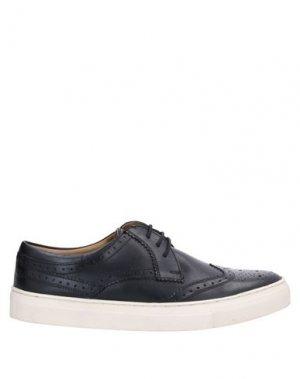 Низкие кеды и кроссовки BASE London. Цвет: черный