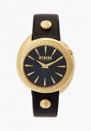 Часы Versus Versace VSPHF0320. Цвет: черный