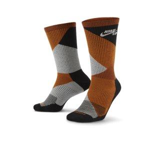 Носки до середины голени для скейтбординга SB Everyday Max Lightweight (3 пары) - Мультиколор Nike